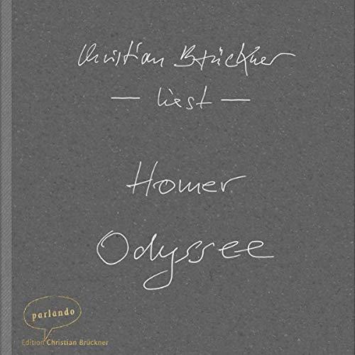 Homer Odyssee. Ein Weltgedicht cover art
