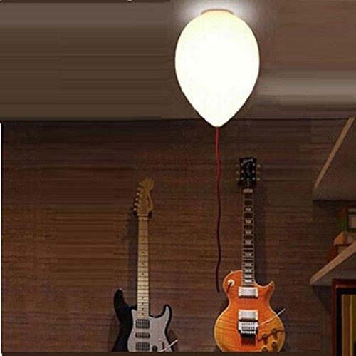 AMZH Moderne einfache Deckenlampe Studie Balkon Restaurant Kreative Individualität Kinder Schlafzimmer Ballon Deckenleuchte 25Cm E27 110V 220V