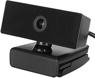 eboxer-1 Webcam, USB Camera, PC Camera, HD 2 MP Lens, Strong Compatibility for Live for Office for Meeting
