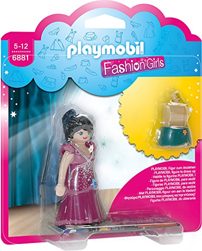 Playmobil 6881 - Fashion Girl Party
