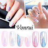 1 Box 0.2g Mirror Nail Art Glitter Powders Mermaid Unicorn Chrome Pigment Dust Manicure DIY Nail Art Decoration