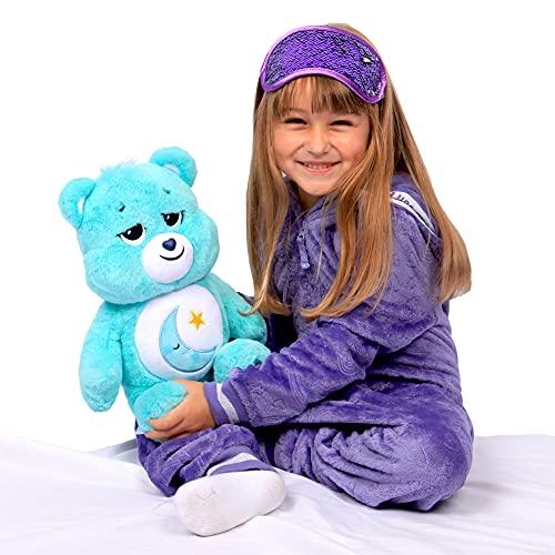 "Basic Fun New 2020 Care Bears - Bedtime Bear - Cuddly 16\"" Stuffed Animal - Soft & Huggable! (Amazon Exclusive)"