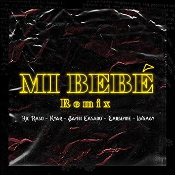 Mi Bebé (feat. Carlenne, Santi Casado, Lv6a6y & Ric Raso)