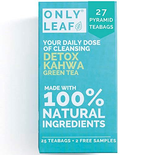 ONLYLEAF Detox Kahwa Green Tea, 105 gm