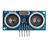 HALJIA hy-srf05 Ultrasonic Distance Sensor Modul Measuring Modul Kompatibel mit Arduino