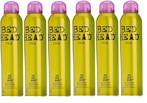 Tigi Bed Head Oh Bee Hive secco Shampoo Pack Of Six (6 X 238 ML)