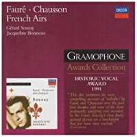 Faure: Chausson, French Airs