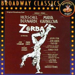 Zorba (1968 Original Broadway Cast)