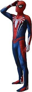 Spider Game PS4 Insomniac Spiderman Costume 3D Print Spandex Halloween Spiderman Cosplay Zentai Suit Adult/Kids