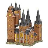 Department 56 Harry Potter Village Hogwarts Astronomy Tower Lit Building, 12.2 Inch, Multicolor