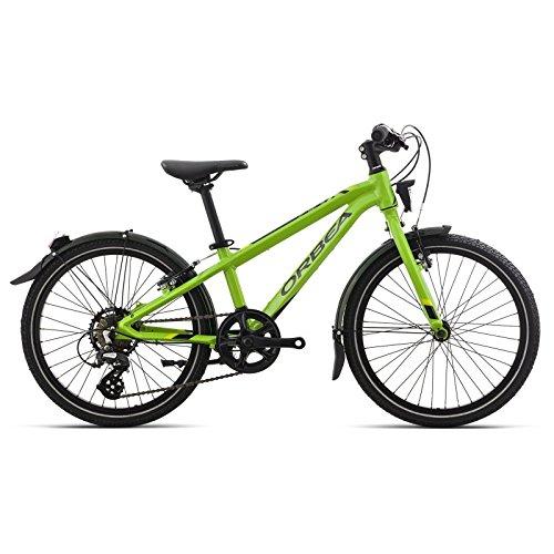 Orbea MX 20MX 24pouces Park enfants de la jeunesse Aluminium pour roues de vélo 7vitesses Shimano Altus, g027kd de g028kd, vert, 20 Zoll