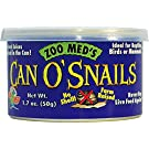 Zoo Med Can O' Snails Turtle Food, 1.7-Ounce