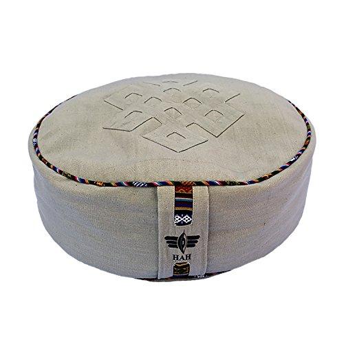 HAH Third Eye Meditation Cushion (Tan)