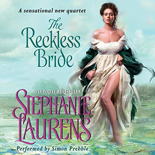The Reckless Bride audiobook cover art