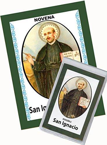 Novena De San Ignacio De Loyola para Pedirle Bendiciones, Salud Espiritual y Mental. (Corazón Renovado)