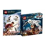 Collectix Lego 75979 Harry Potter - Juego de lechuza y juego de...