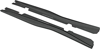 ACS Composite Z06 Side Rockers Skirt Extensions OEM Quality for the C7 Corvette Grand Sport and ZO6 2014-2017 45-4-029 (Carbon Flash Metallic Black)