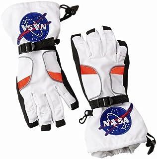 Aeromax Get Real Gear Astronaut Gloves, Size Large (accesorio de disfraz)