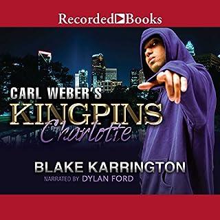 Carl Weber's Kingpins: Charlotte audiobook cover art