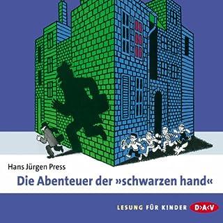 """Die Abenteuer der """"schwarzen hand"""" Titelbild"""