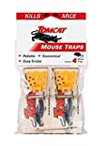 Tomcat 373312 Wooden Mouse Trap (1 Case of 48 Traps)