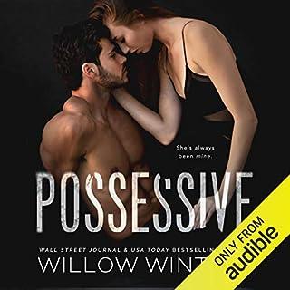 Possessive audiobook cover art