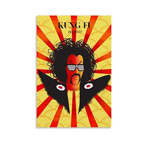 CAICAI SHO Nuff Leinwand Kunst Poster und Wandkunst Bilddruck Moderne Familienzimmer Dekor Poster 24x36inch(60x90cm)