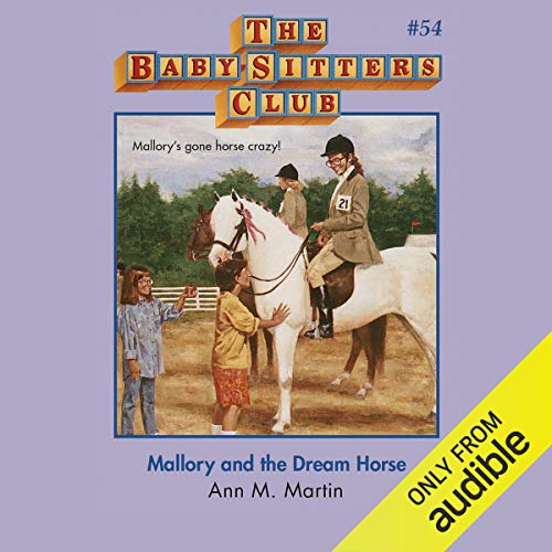 Mallory and the Dream Horse cover art