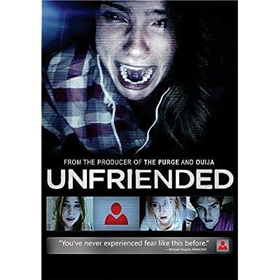 unfriended dvd