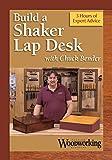 Making a Shaker Lap Desk