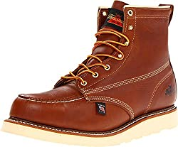 most comfortable work boots for construction work