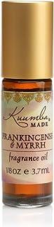 Kuumba Made Frankincense & Myrrh Fragrance Oil Roll-On .125 Oz / 3.7 ml (1-Unit)