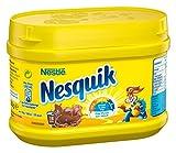 Nestlé NESQUIK, kakaohaltiges Getränkepulver zum Einrühren in Milch, mit Vitamin-Mix, Großpackung für Schoko-Fans, 10er Pack (10 x 250 g)