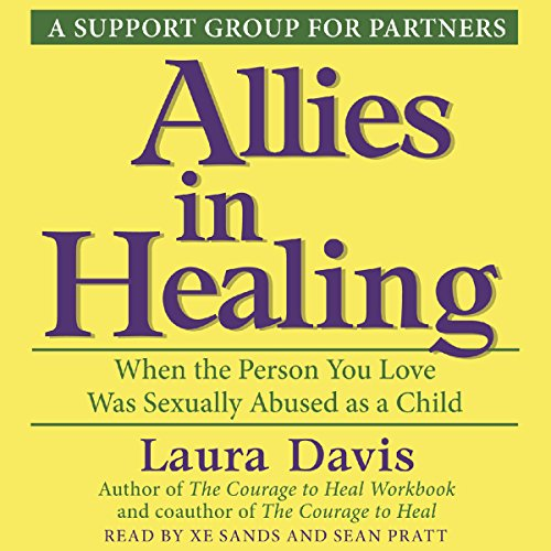 Allies in Healing audiobook cover art