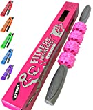 The Muscle Roller Stick Massage Stick Roller | Foam Roller Alternative for Athletes and Runners -...
