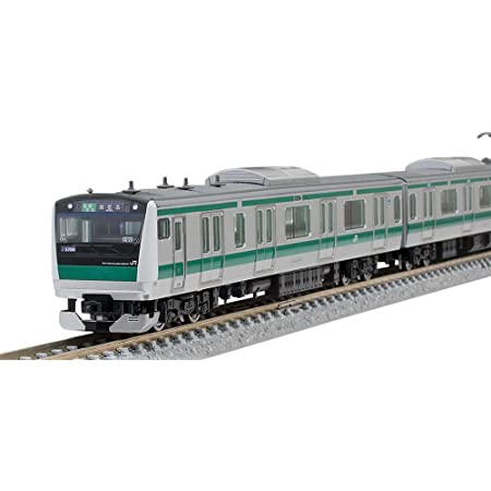 TOMIX Nゲージ E233-7000系通勤電車 埼京・川越線 基本セット 4両 98373