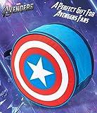 Marvel Kulturbeutel Kinder, Captain America Herren Kulturbeutel zum Aufhängen, Bad Zubehör Kulturtasche für Kinder und Teenagers, Reisetasche Kinder, Geschenke für Kinder - 7