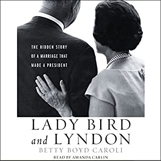 Lady Bird and Lyndon cover art