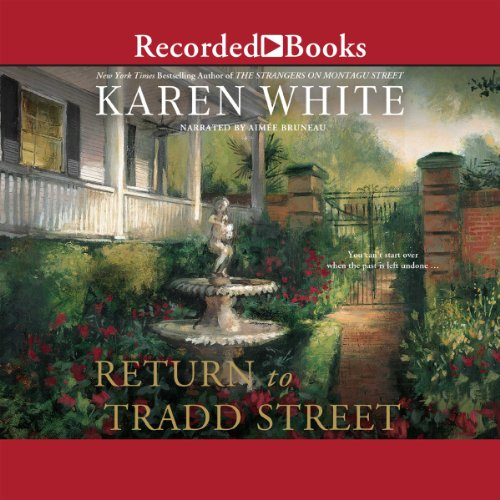Return to Tradd Street audiobook cover art