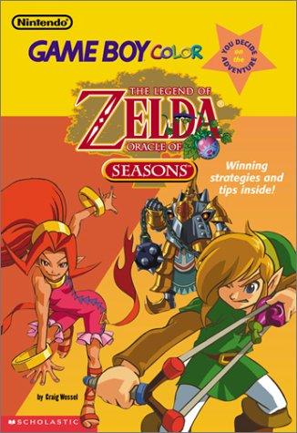 The Legend of Zelda Oracle of the Seasons: Oracle of Seasons