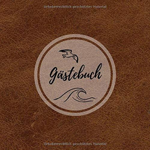 Gästebuch: Eintragalbum für Besitzer von Ferienhäusern / Ferienwohnungen / Pensionen / Hotels...