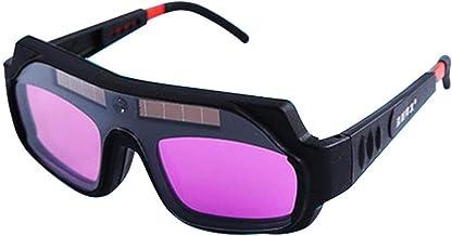 Nishore Óculos de solda elétrica de luz variável automática Óculos de proteção forte e ultravioleta do soldador