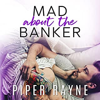 The Banker audiobook cover art
