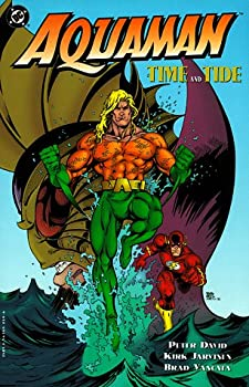 Aquaman  Time and Tide