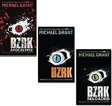 BZRK Series Collection  by Michael Grant (Bzrk Apocalypse / Bzrk Reloaded / Bzrk)