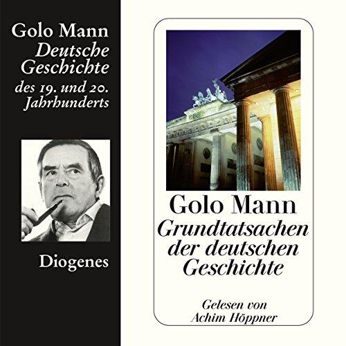 Grundtatsachen der deutschen Geschichte Titelbild