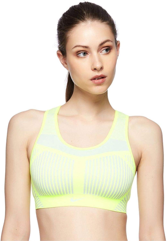 Nike Damen Fe Nom Flyknit Sports Bra
