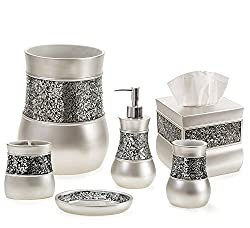 The 9 Best Luxury Bathroom Accessory Sets For 2019