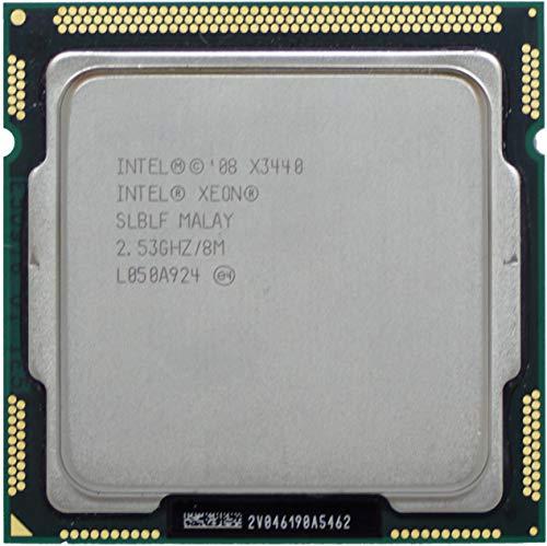 Procesador CPU Intel XEON Quad Core X34402.53GHz 8MB LGA1156SLBLF Server PC