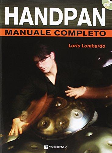 Handpan manuale completo. Con DVD video